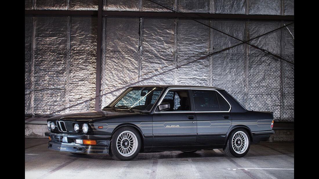 BMW Alpina B7 Turbo E28 (1986)