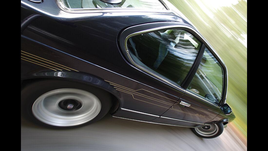 BMW Alpina B7 - schräg von hinten