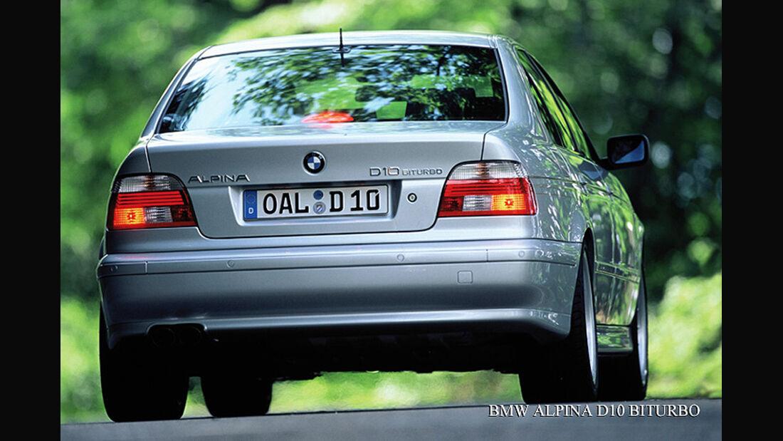 BMW Alpina D10 Biturbo