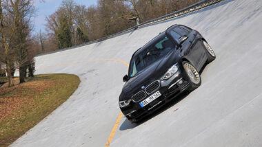 BMW Alpina D3 Biturbo Touring Allrad, Exterieur