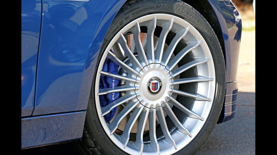 BMW Alpina D3 Touring, Rad, Felge