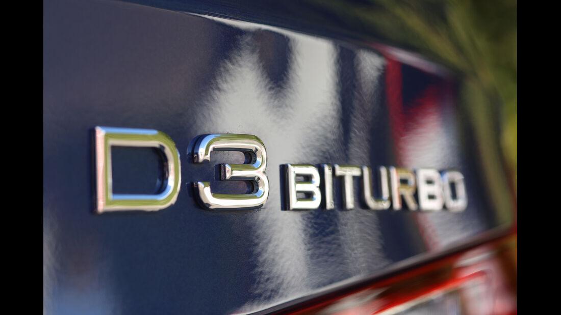 BMW Alpina D3 Touring, Typenbezeichnung