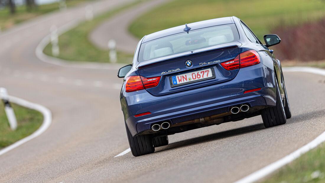 BMW Alpina D4 Biturbo, Exterieur
