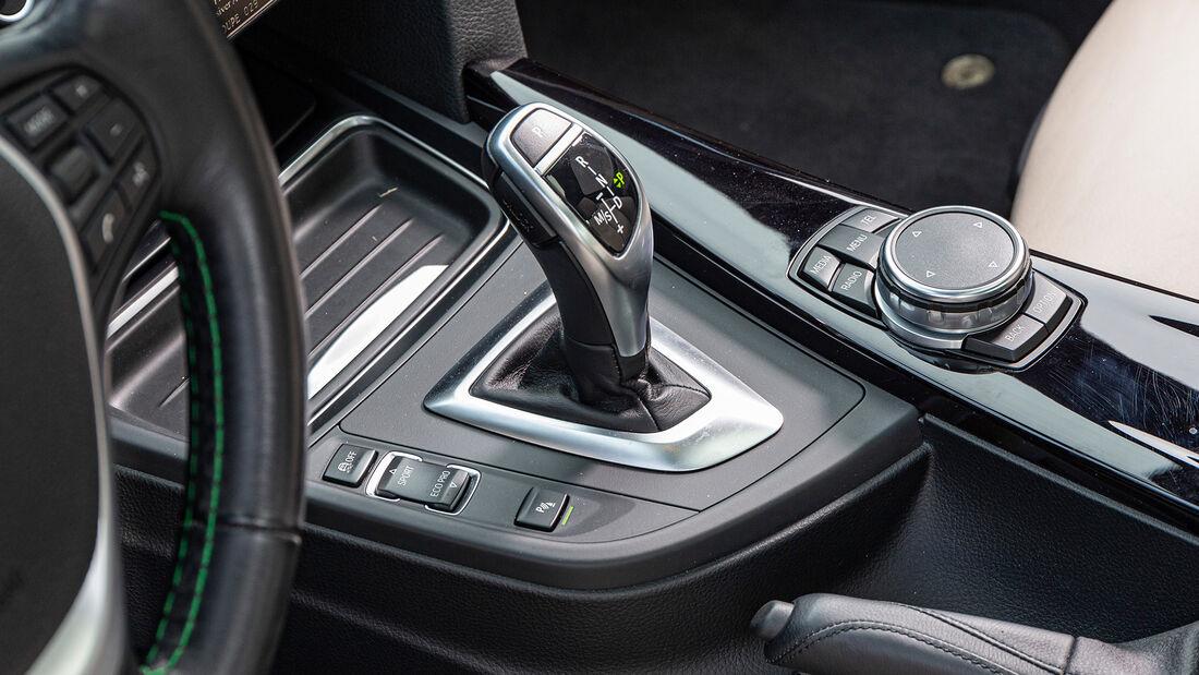 BMW Alpina D4 Biturbo, Interieur