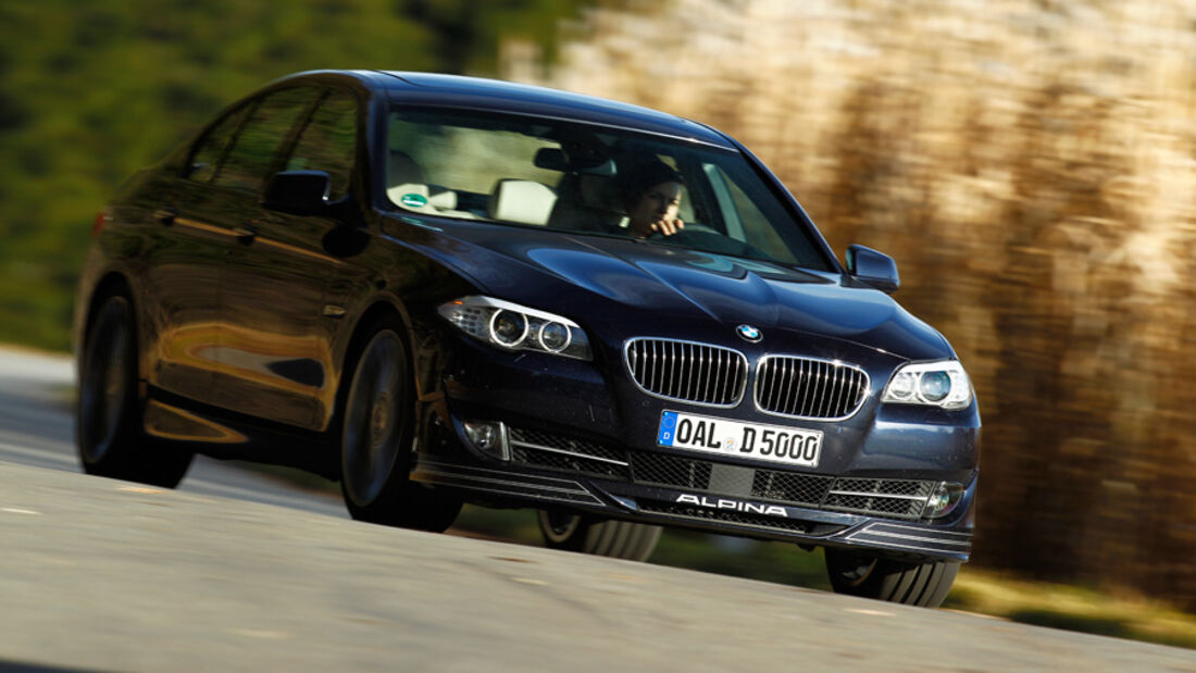 BMW Alpina D5 Biturbo