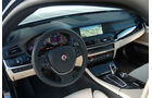 BMW Alpina D5 Biturbo, Cockpit