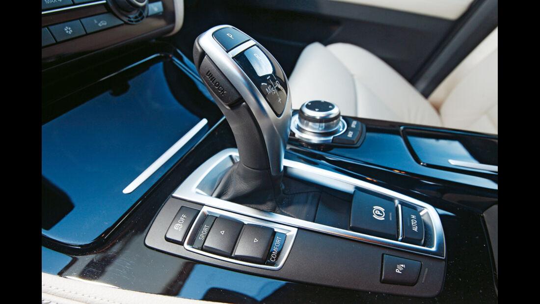 BMW Alpina D5 Biturbo, Schaltknauf