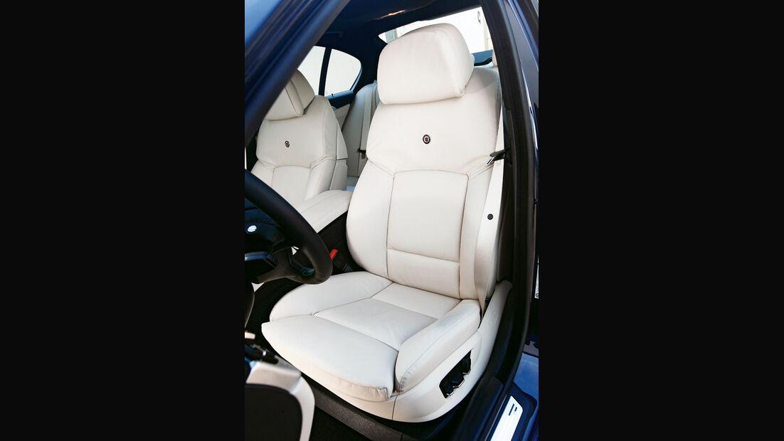 BMW Alpina D5 Biturbo, Sitze