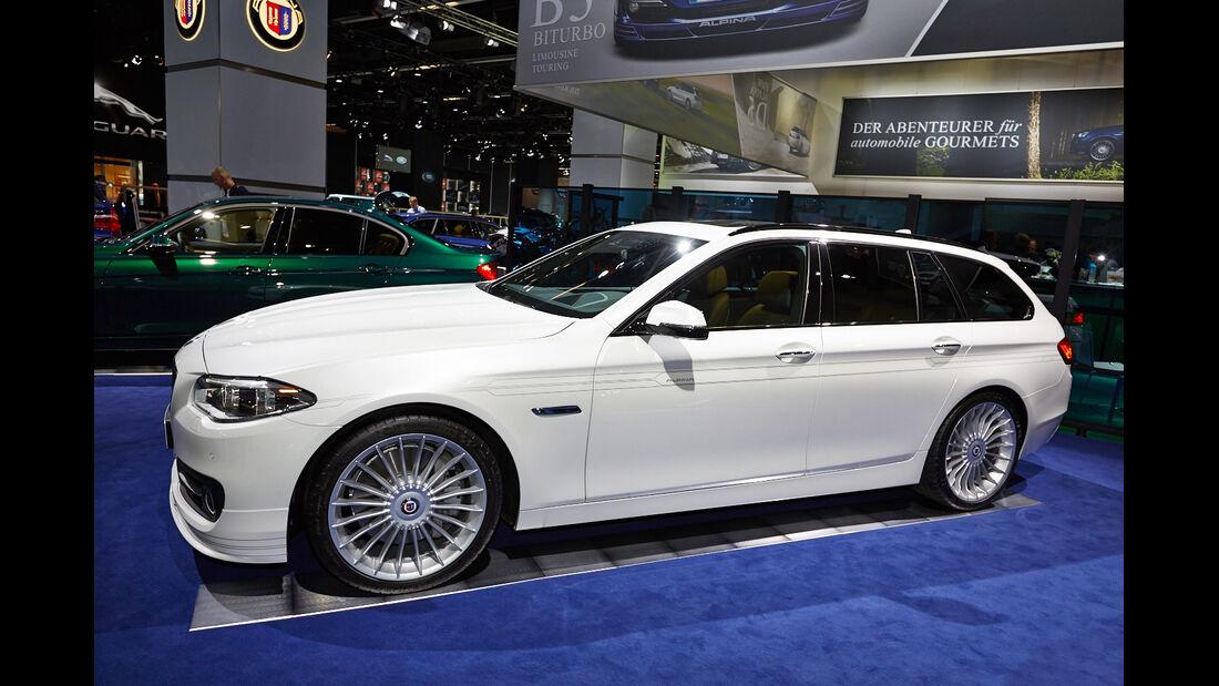 BMW Alpina D5 Biturbo Touring