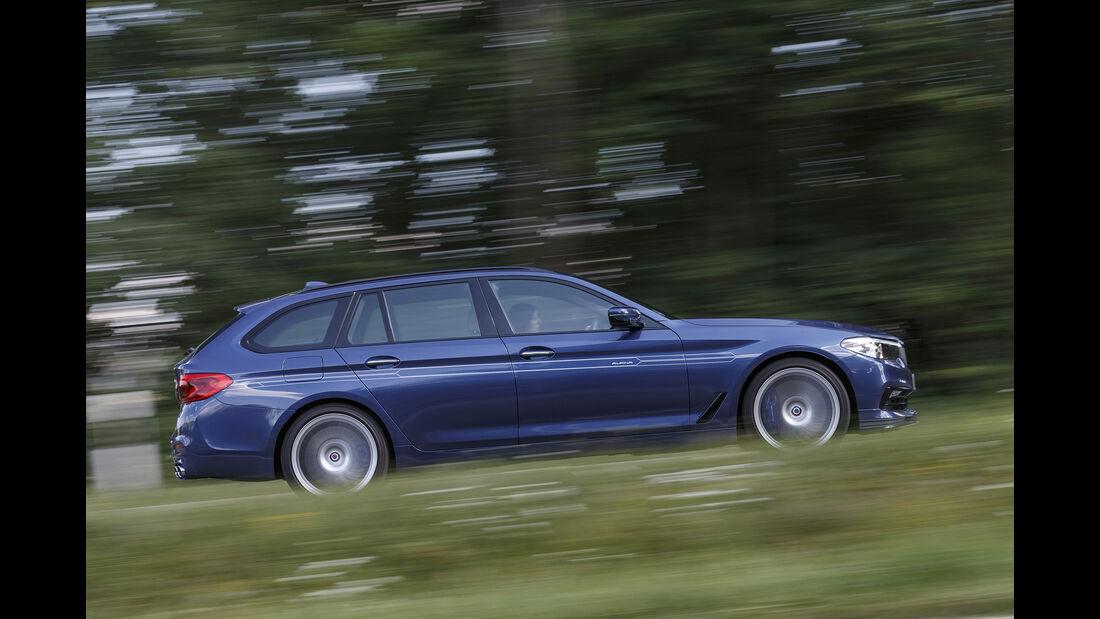 BMW-Alpina D5 S Touring Allrad, Exterieur