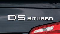 BMW Alpina D5, Typenbezeichnung, Schriftzug