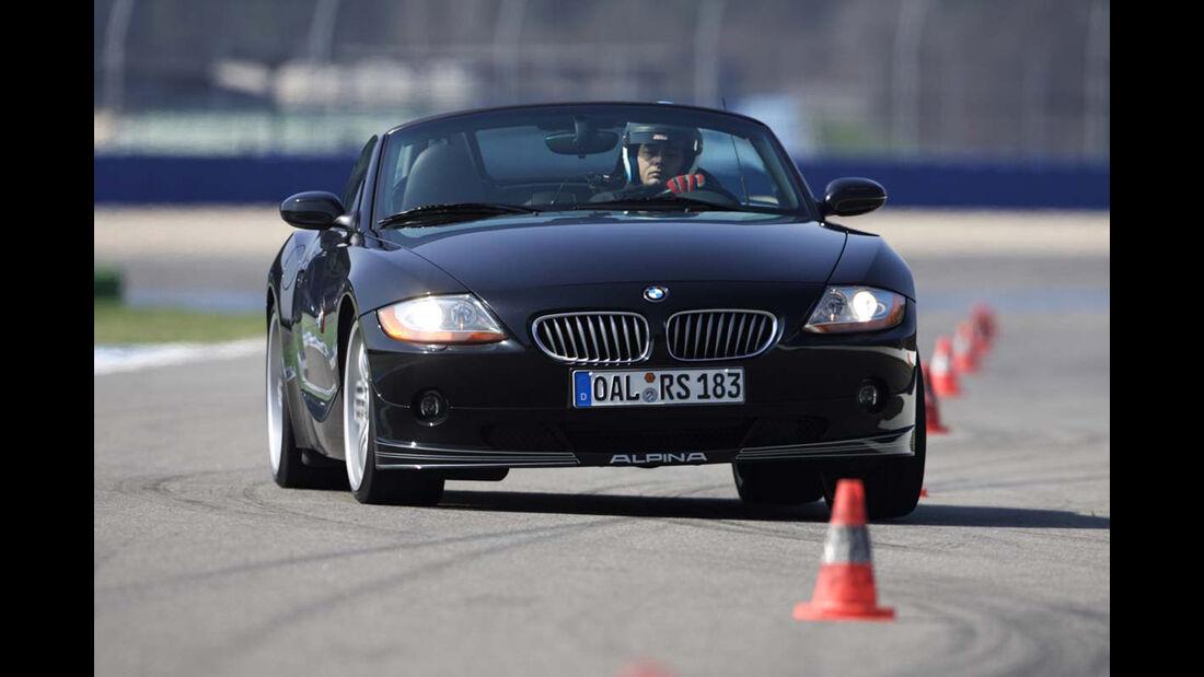 BMW Alpina Roadster S 09
