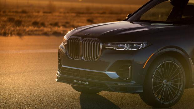 BMW Alpina XB7 2020