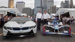 BMW-Andretti - Formel E - 2017