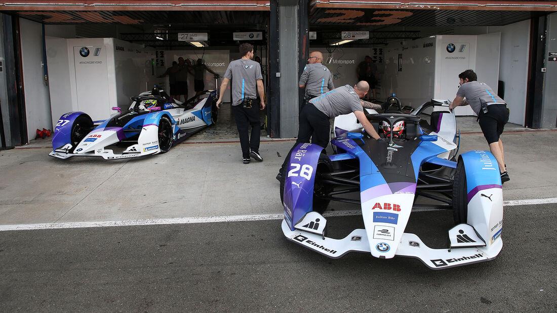 BMW Andretti - Formel E - 2019