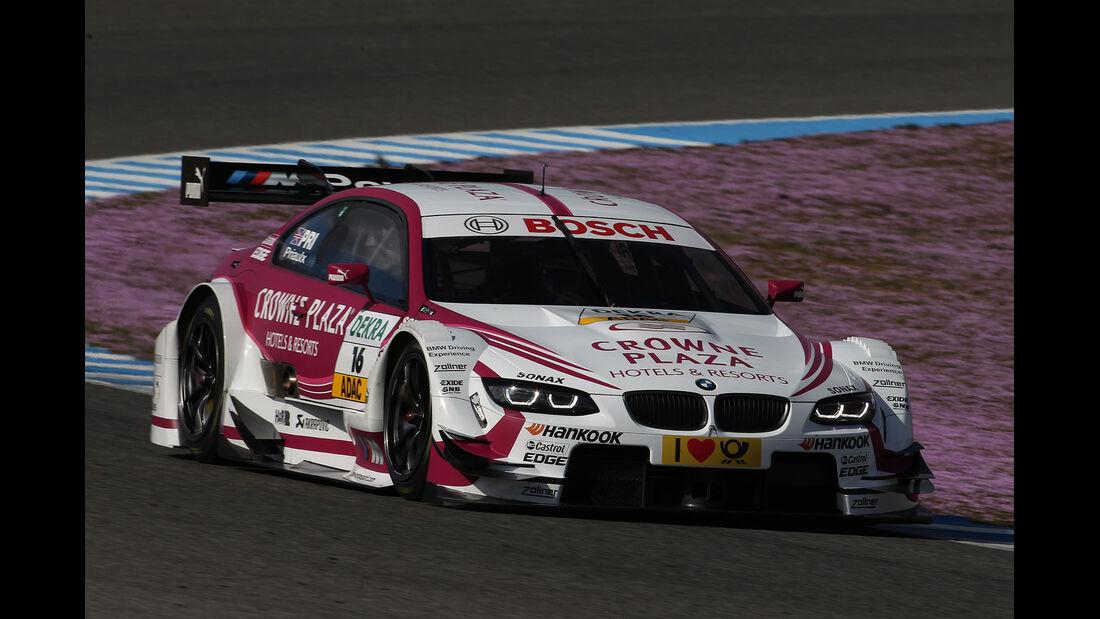 BMW Andy Priaulx DTM 2013