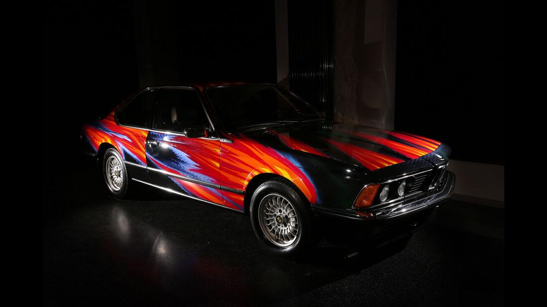 BMW Art Cars, Kunst, Impression