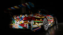 BMW Art Cars, Kunst, Impression