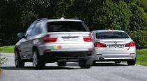 BMW Assistenzsysteme, Gefahrenbremsung