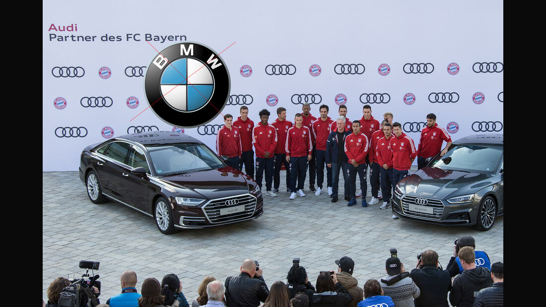 BMW - Audi - FCB - Teaserbild