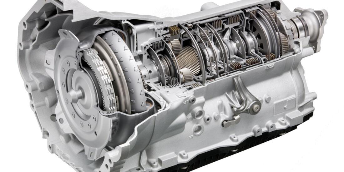 BMW Automatikgetriebe