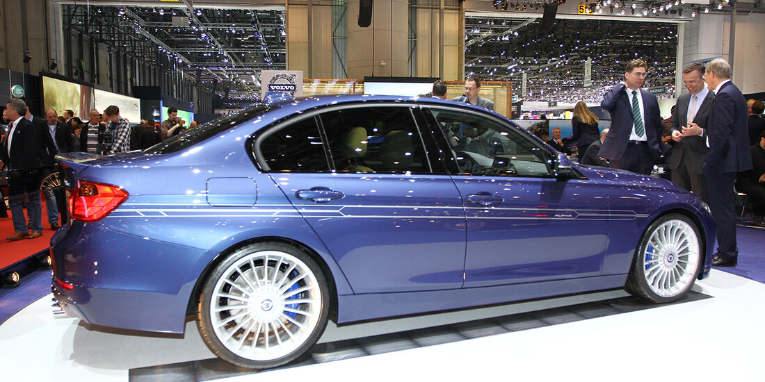 BMW B3 Biturbo