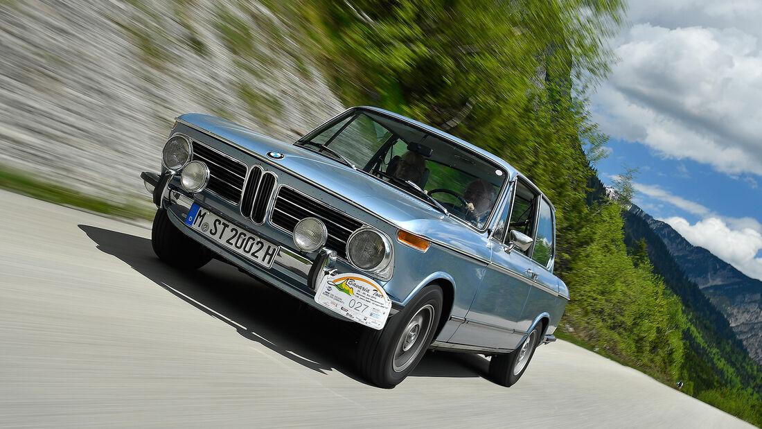 BMW Bavaria Tour 2016