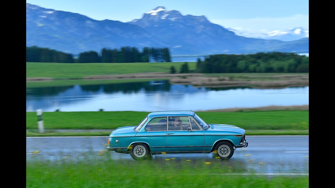 BMW Bavaria Tour 2018