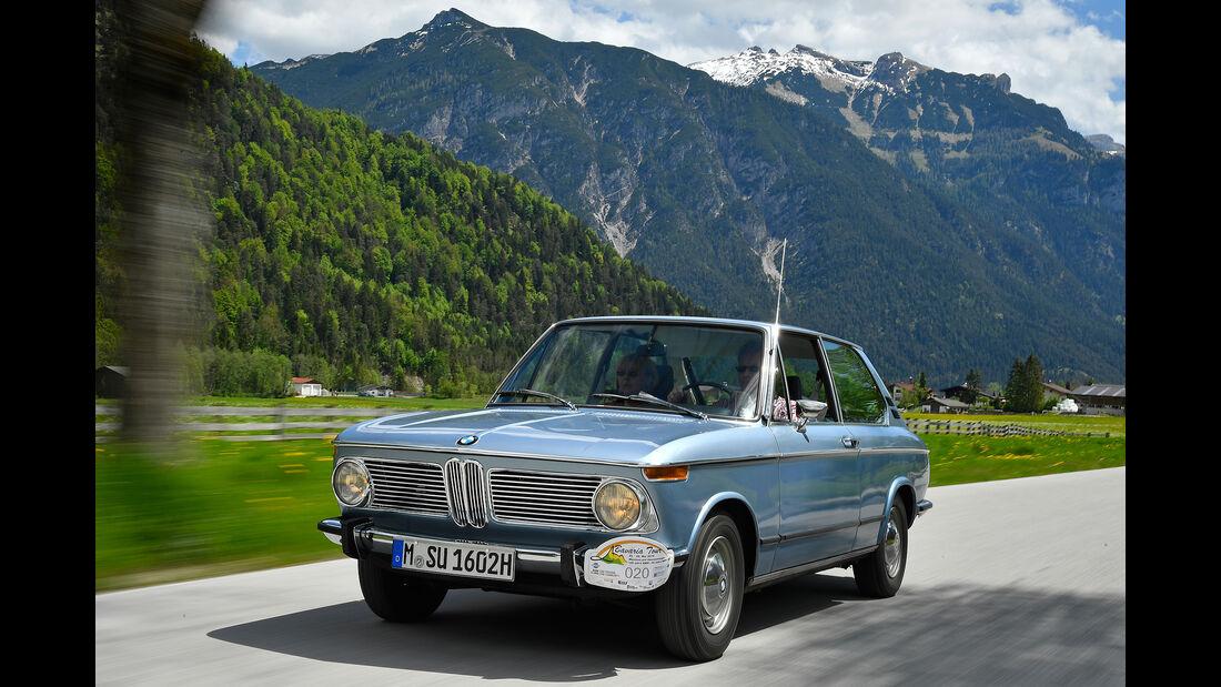 BMW Bavaria Tour 2022