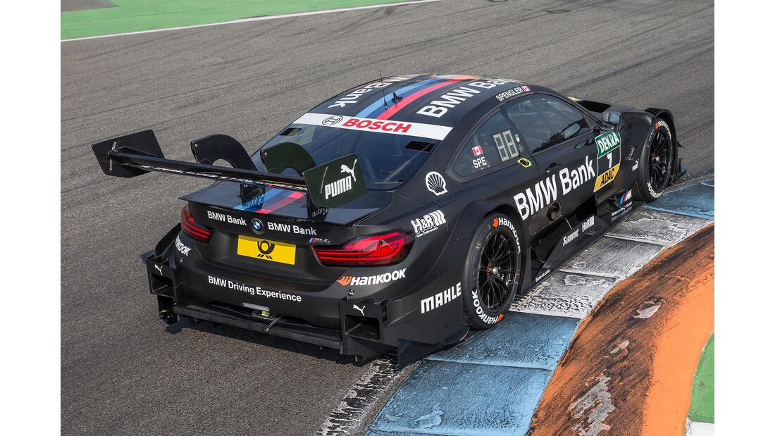 BMW - Bruno Spengler - DTM-Auto 2017