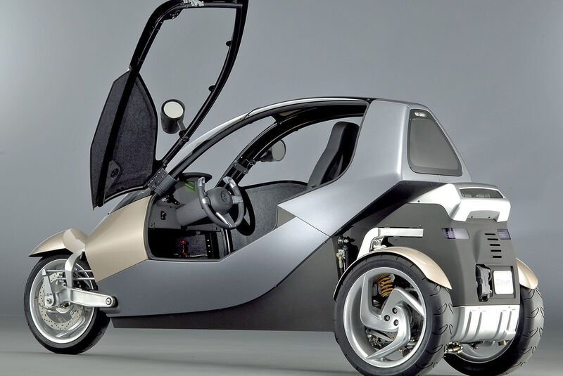 BMW Clever Research Vehicle