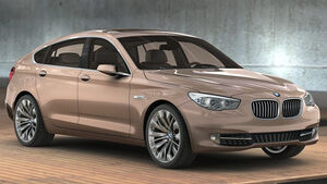 BMW Concept 5er Gran Turismo