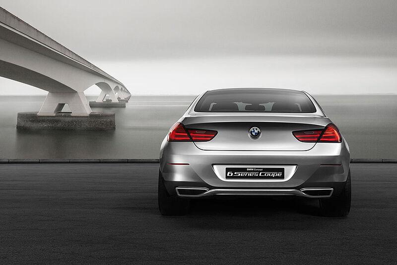 BMW Concept 6er Coupe