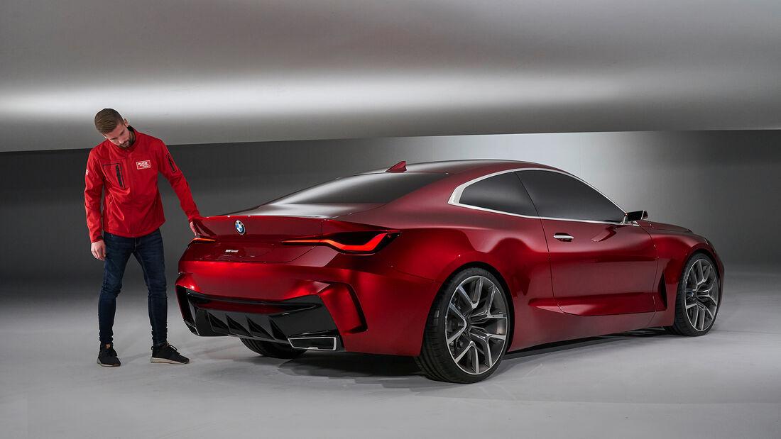 Neuer BMW 4er (2020): Mega-Niere am Serien-Modell - auto ...