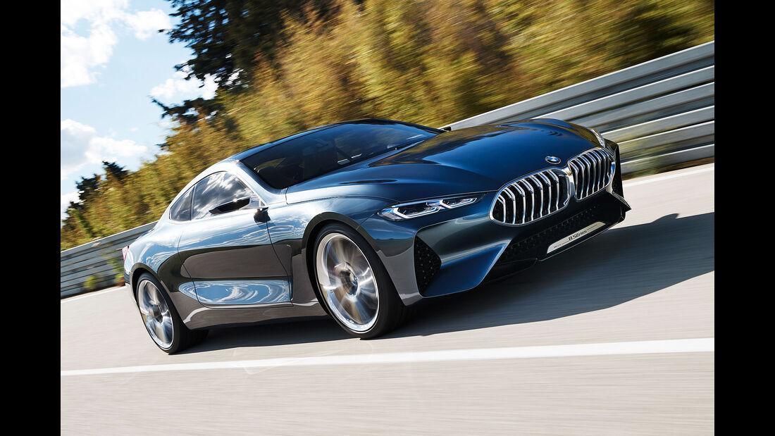 BMW Concept 8 Series (2017)