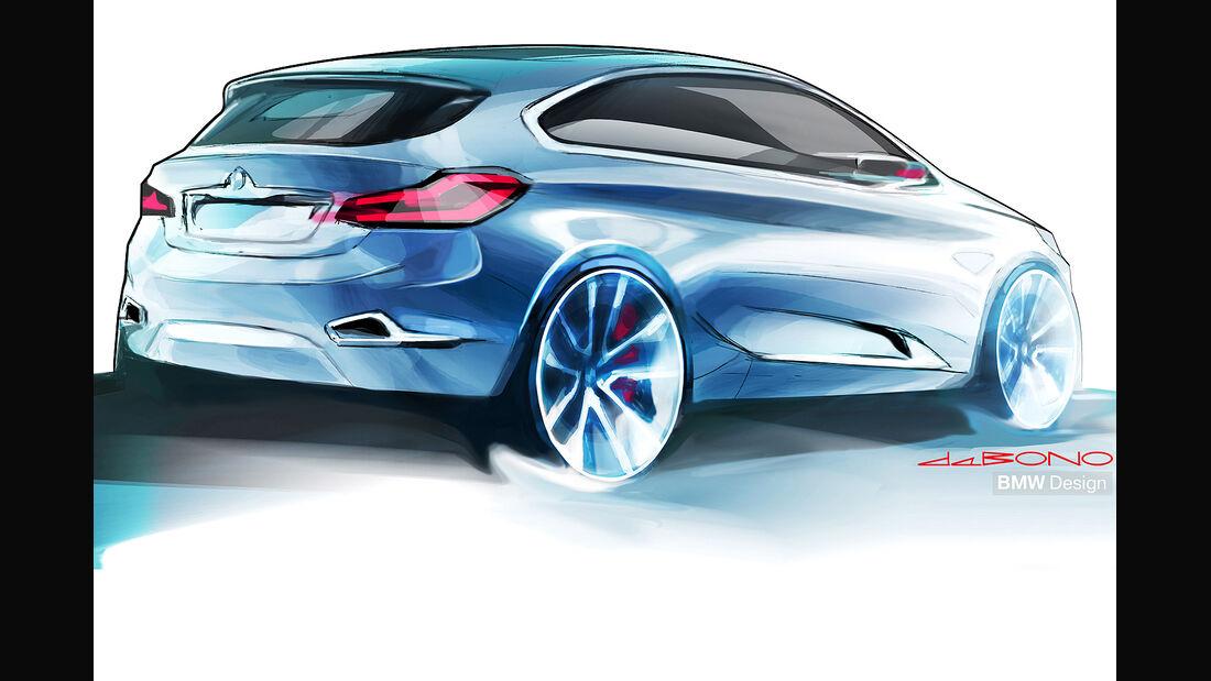 BMW Concept Active Tourer