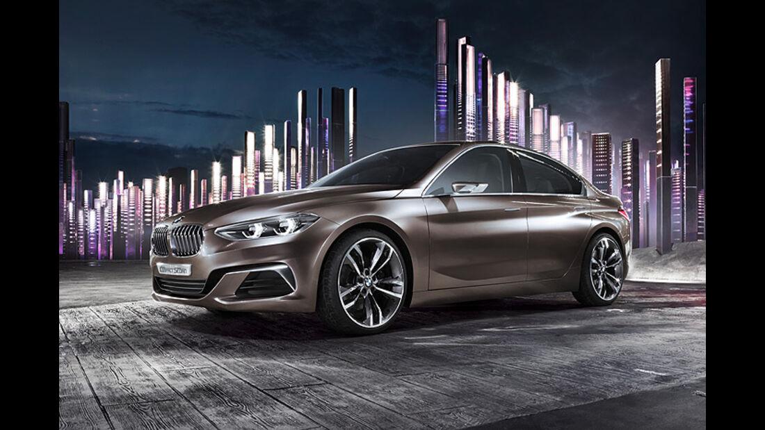 BMW Concept Compact Sedan