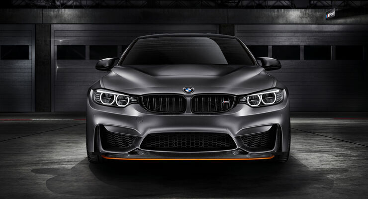 BMW Concept M4 GTS - M4 GTS - Pebble Beach - Sportwagen - Coupé