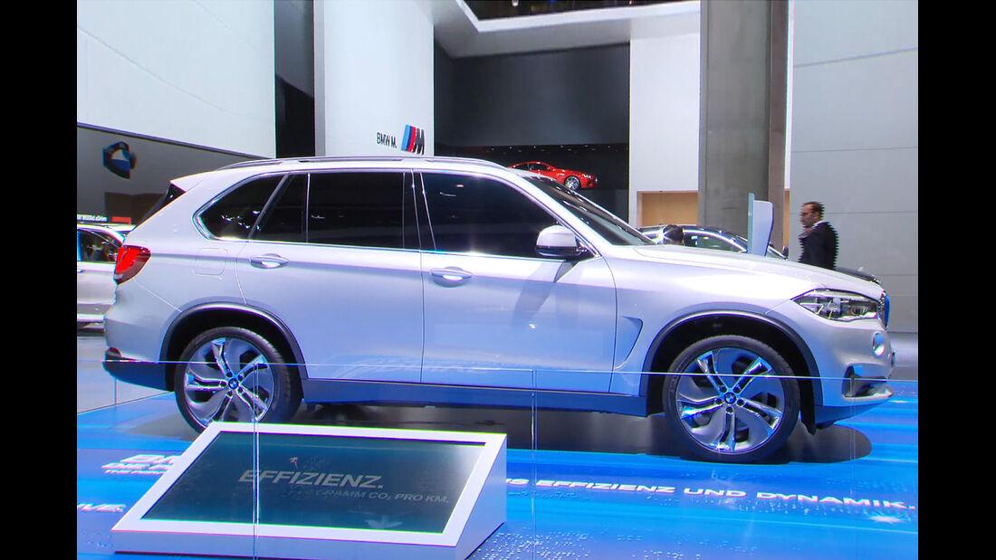 BMW Concept X5 eDrive, IAA