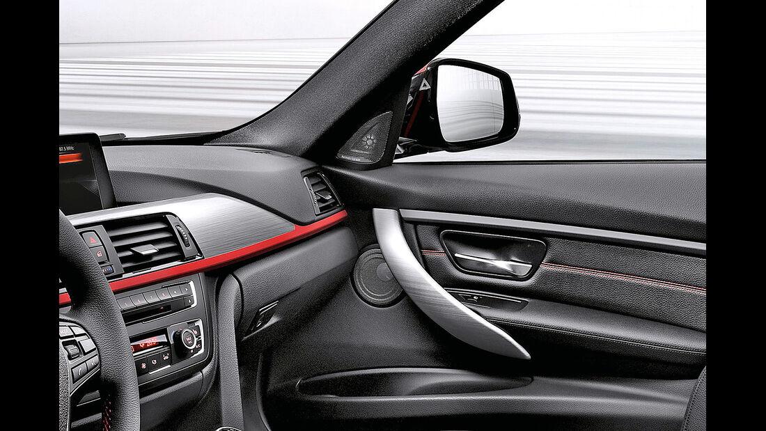 BMW Connected Drive, Boxen, Sound