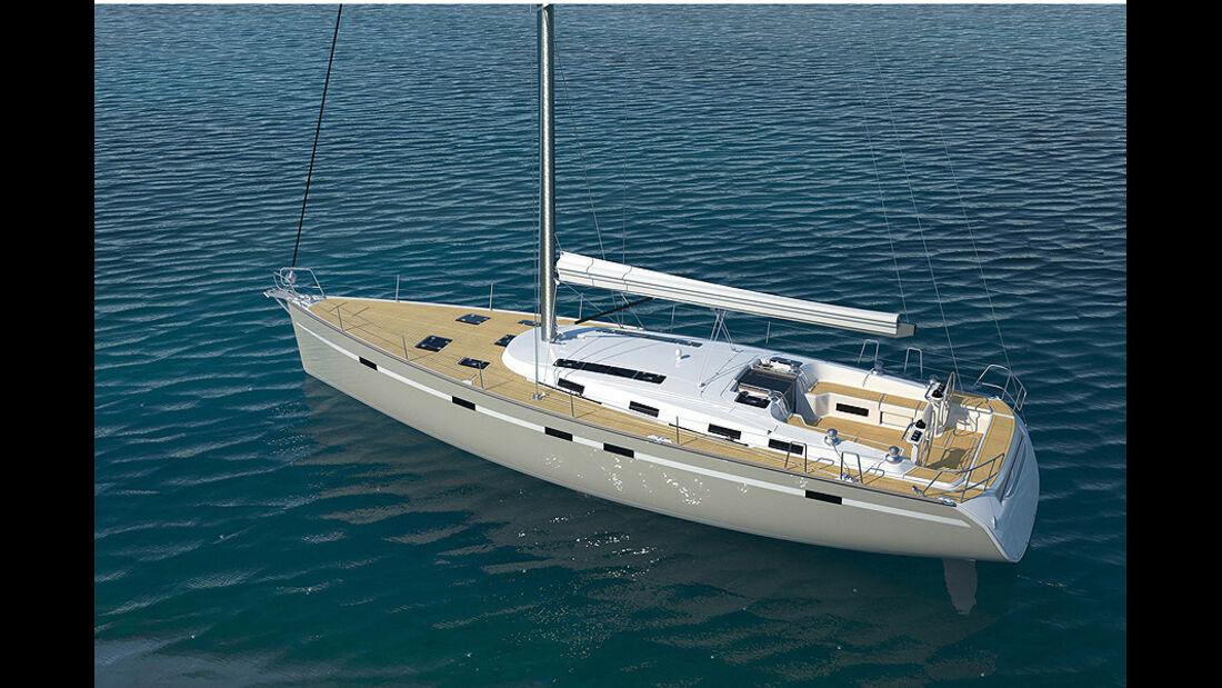 BMW Cruiser 55, Yacht, Sportboot