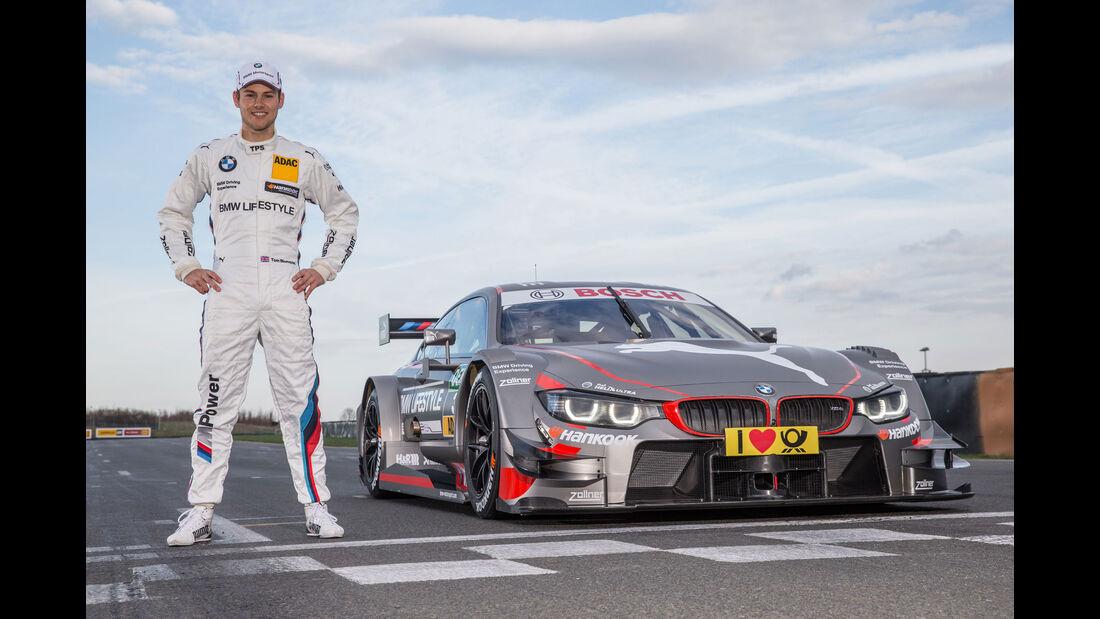 BMW - DTM - BMW M4 DTM - Tom Blomqvist