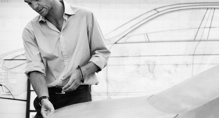 BMW-Designchef Adrian Van Hooydonk