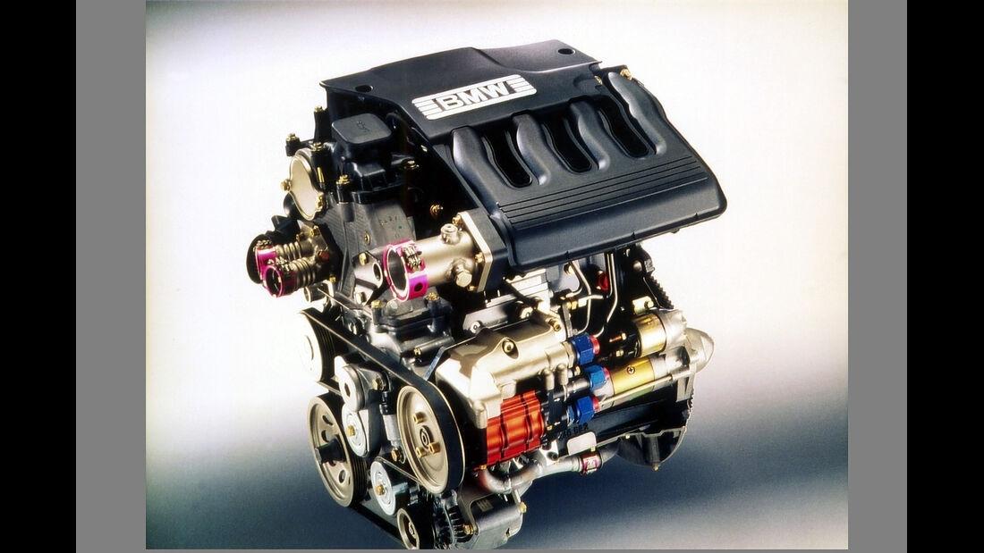 BMW Diesel-Rennmotor 1998