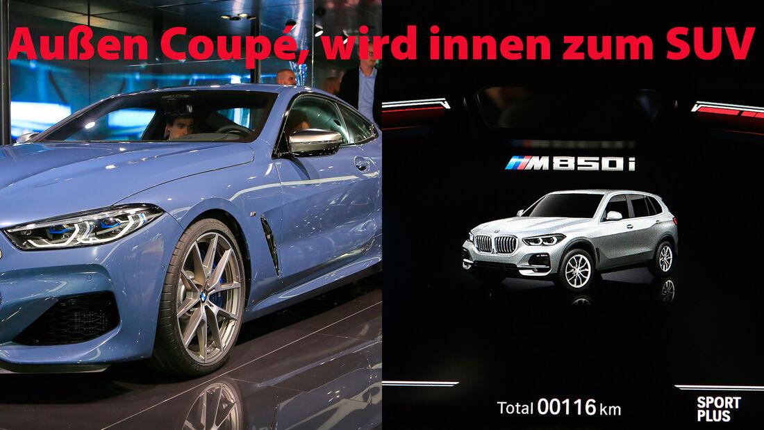 BMW Display