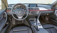 BMW Dreier, Cockpit