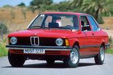 BMW Dreier (E21), Frontansicht