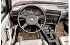 BMW Dreier E30 Cabriolet, Cockpit