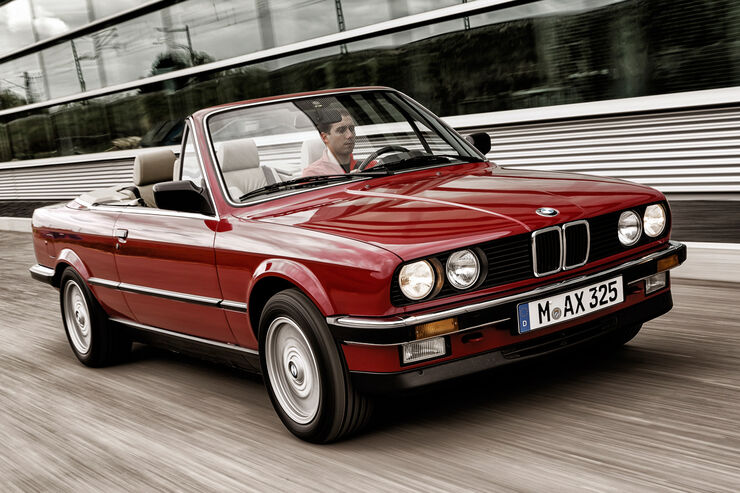 bmw 3er e30 cabrio in der kaufberatung bmw 3er cabrio f r einsteiger auto motor und sport. Black Bedroom Furniture Sets. Home Design Ideas