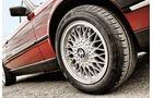 BMW Dreier E30 Cabriolet, Rad, Felge